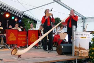 2007 SBMU Rorschach Live-Radioauftritt Gruss am Bodensee SRF1 06