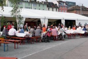 2007 SBMU Rorschach Live-Radioauftritt Gruss am Bodensee SRF1 11