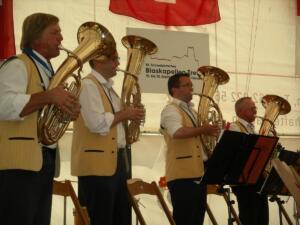 2011 Blaskapellen Treffen Oensingen