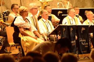 Konzert 40 Jahre Schlossberg Musikanten April 2016 mav 12