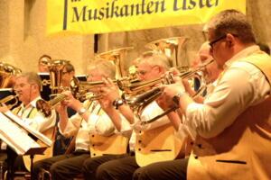 Konzert 40 Jahre Schlossberg Musikanten April 2016 mav 14
