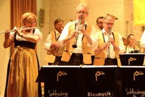 Konzert 40 Jahre Schlossberg Musikanten April 2016 mav 19