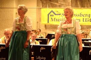 Konzert 40 Jahre Schlossberg Musikanten April 2016 mav 20