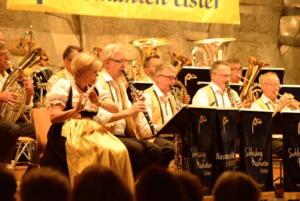 Konzert 40 Jahre Schlossberg Musikanten April 2016 mav 22