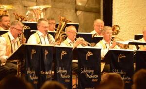 Konzert 40 Jahre Schlossberg Musikanten April 2016 mav 23