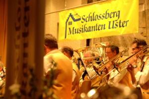 Konzert 40 Jahre Schlossberg Musikanten April 2016 mav 35