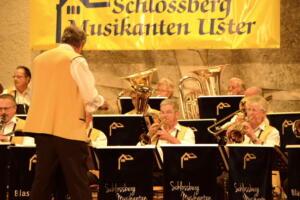 Konzert 40 Jahre Schlossberg Musikanten April 2016 mav 4
