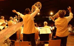Konzert 40 Jahre Schlossberg Musikanten April 2016 mav 71